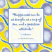 ArtQuote Happiness can