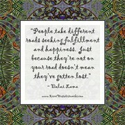 ArtQuote People Take Different