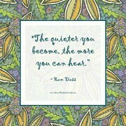 ArtQuote The Quieter